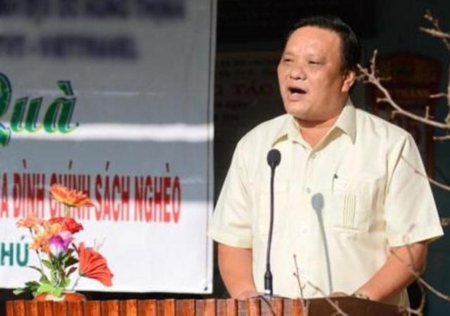 Ông Lê Kim Toàn - Phó Bí thư Tỉnh ủy Bình Định có trách nhiệm về các khuyết điểm, vi phạm của Ban Thường vụ Tỉnh ủy Bình Định trong công tác bổ nhiệm cán bộ tại Bình Định