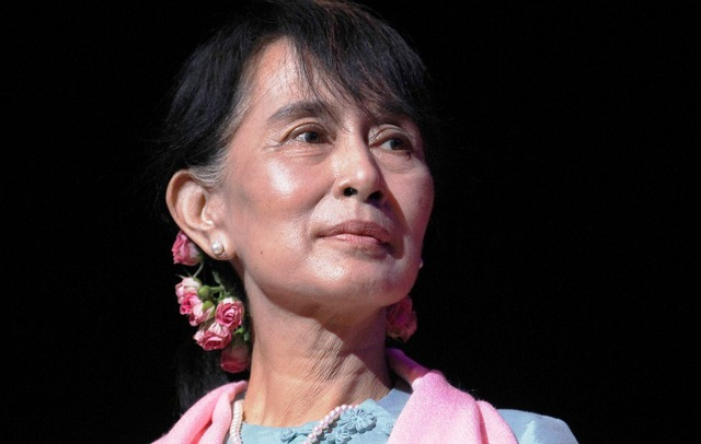 Bà Aung San Suu Kyi. (Ảnh: Getty)