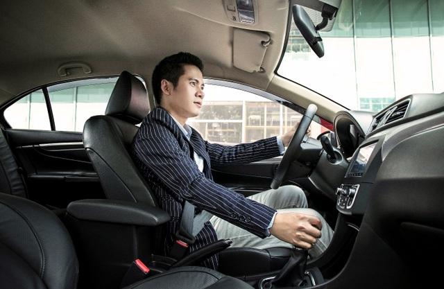 Chủ nhân Suzuki là người thấu tỏ bản thân và quyết tâm theo đuổi mục tiêu trong cuộc sống