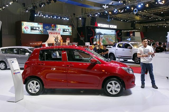 """Toyota Wigo, Suzuki Celerio có """"xứng tầm"""" với anh em Hyundai-KIA? - 9"""