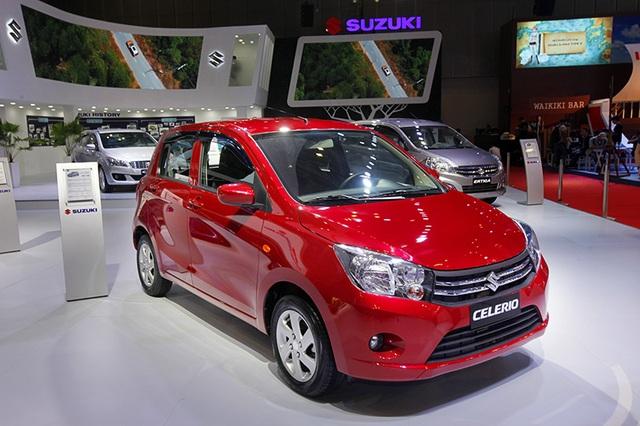 """Toyota Wigo, Suzuki Celerio có """"xứng tầm"""" với anh em Hyundai-KIA? - 4"""