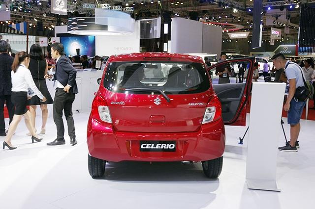 """Toyota Wigo, Suzuki Celerio có """"xứng tầm"""" với anh em Hyundai-KIA? - 10"""