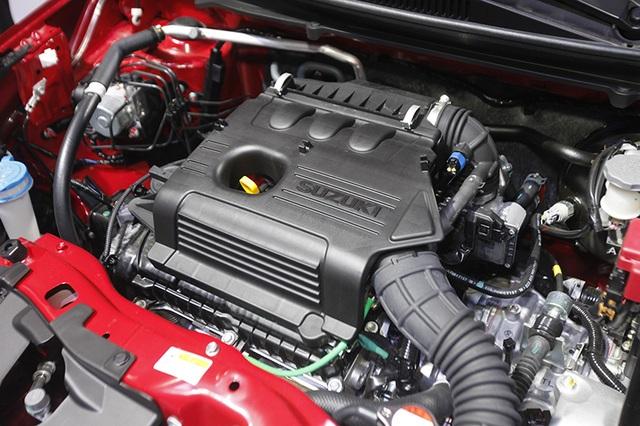 Động cơ của Suzuki Celerio