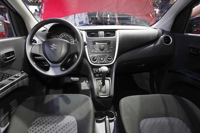 """Toyota Wigo, Suzuki Celerio có """"xứng tầm"""" với anh em Hyundai-KIA? - 5"""