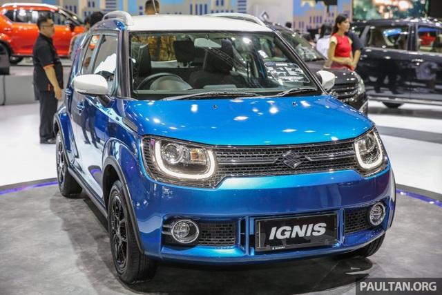 Xe giá rẻ Suzuki Ignis gây xôn xao thị trường ASEAN - 1