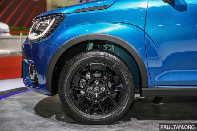 Xe giá rẻ Suzuki Ignis gây xôn xao thị trường ASEAN - 5