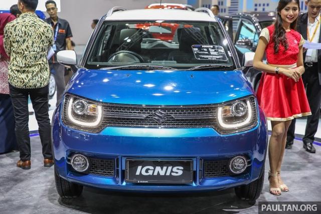 Xe giá rẻ Suzuki Ignis gây xôn xao thị trường ASEAN - 3