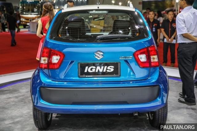 Xe giá rẻ Suzuki Ignis gây xôn xao thị trường ASEAN - 10