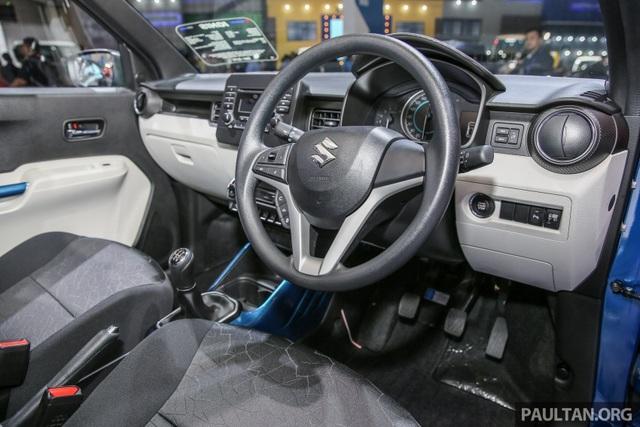 Xe giá rẻ Suzuki Ignis gây xôn xao thị trường ASEAN - 14