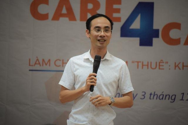 Anh Đỗ Hữu Hưng - CEO Inter Space Việt Nam