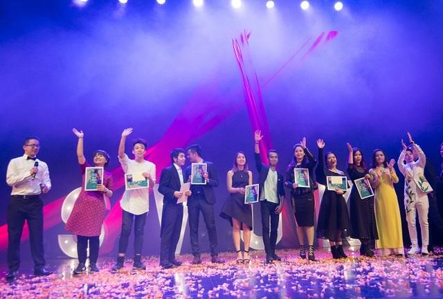 Đêm Chung kết SVUK's Talent Hunt diễn ra vào 9/4 vừa qua.