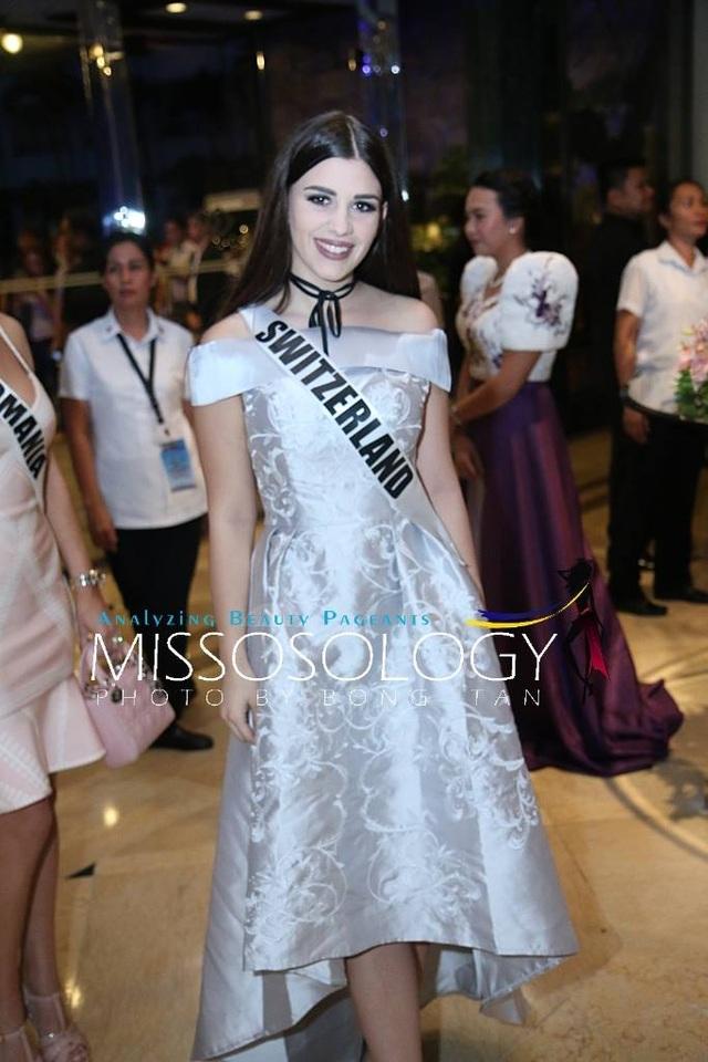 Hoa hậu Thụy Sỹ