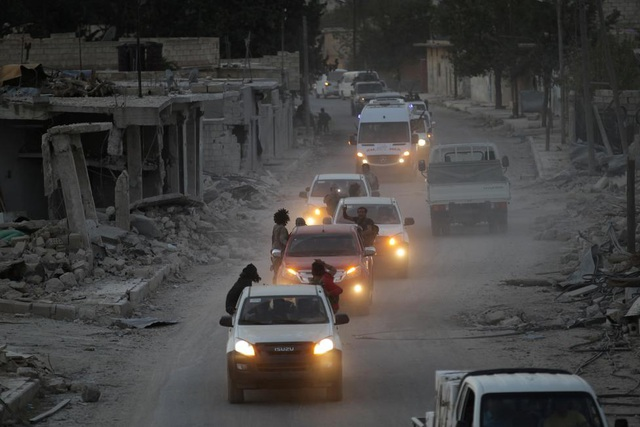 Nền hòa bình mong manh ở Syria: Một thỏa thuận ngừng bắn do Nga và Thổ Nhĩ Kỳ làm trung gian bảo trợ đang phải đối mặt với nhiều thách thức trong bối cảnh các cuộc xung đột giữa quân đội chính phủ và phe nổi dậy vẫn chưa có dấu hiệu dừng lại.