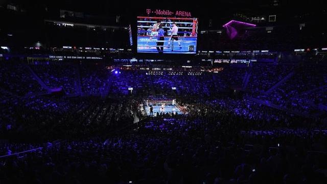 Đây là sàn đấu đẹp và lộng lẫy nhất Las Vegas và từng tổ chức nhiều trận quyền anh lớn