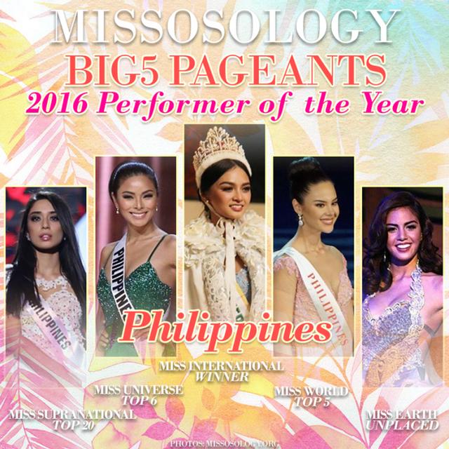 Philippines là cường quốc sắc đẹp, Việt Nam tụt hạng - 1