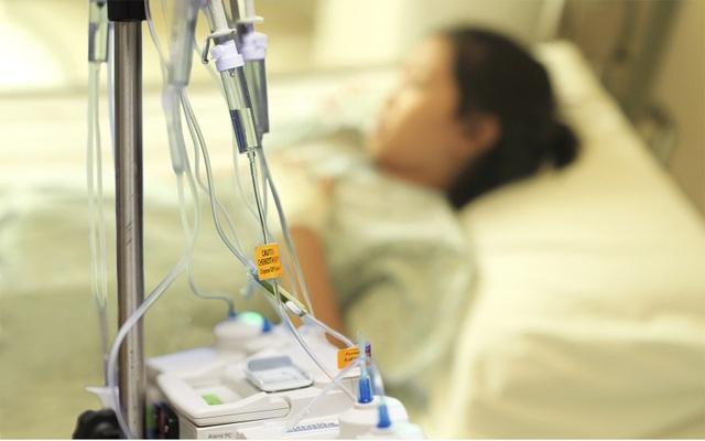 Cách nào ngăn ngừa suy kiệt cho bệnh nhân ung bướu?! - 1