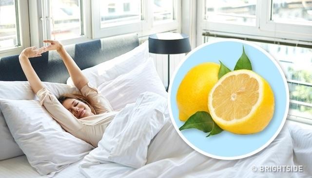 Lý do bạn nên đặt một miếng chanh trong phòng ngủ mỗi ngày - 1
