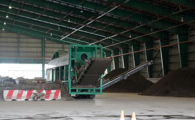 VWS sẽ đầu tư nhà máy đốt rác, sản xuất điện, phân compost...