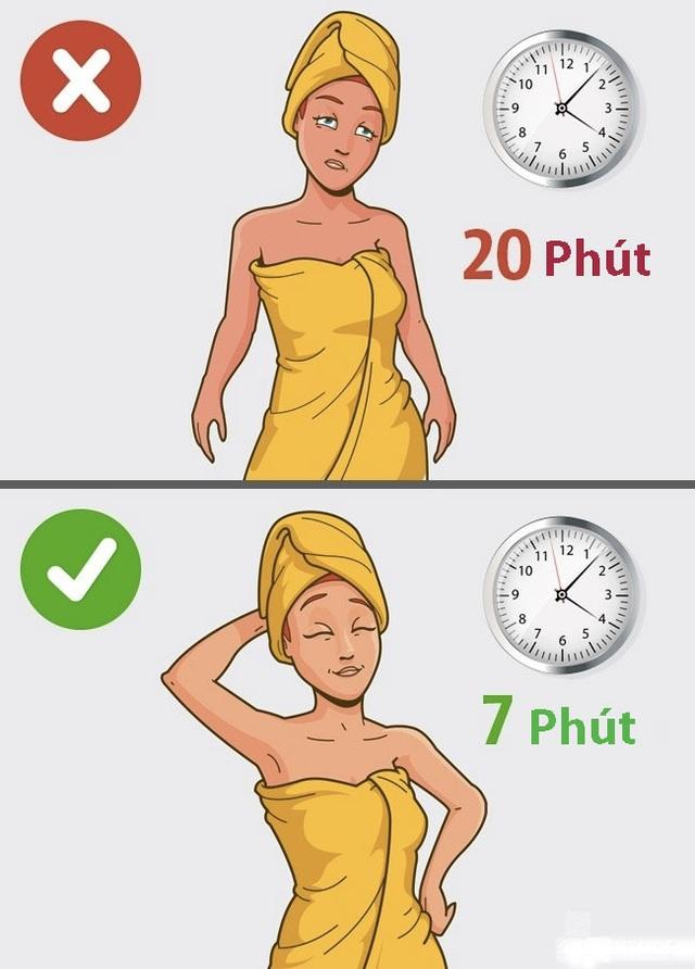 5 lỗi thường gặp khi tắm vòi sen - 2