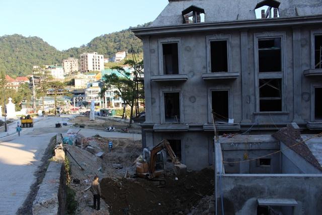 Tam Đảo đang hoàn thiện hệ thống nghỉ dưỡng và đường sá.