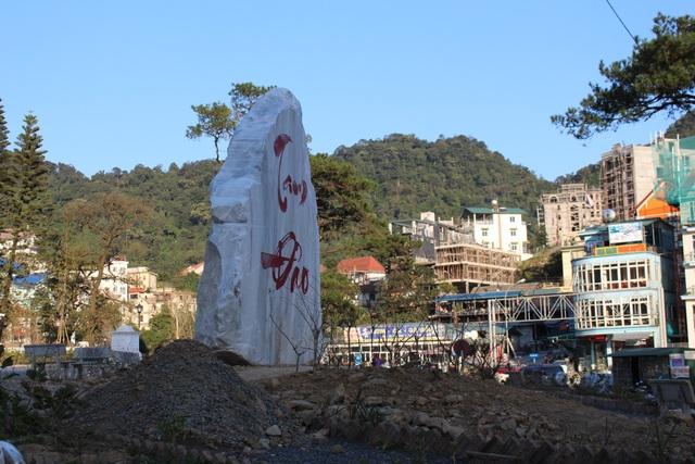 Toàn bộ thị trấn Tam Đảo đang được quy hoạch lại.