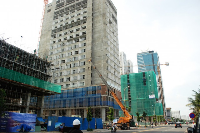 Đà Nẵng yêu cầu tạm ngừng thi công xây dựng trên các tuyến đường trọng điểm phục vụ APEC