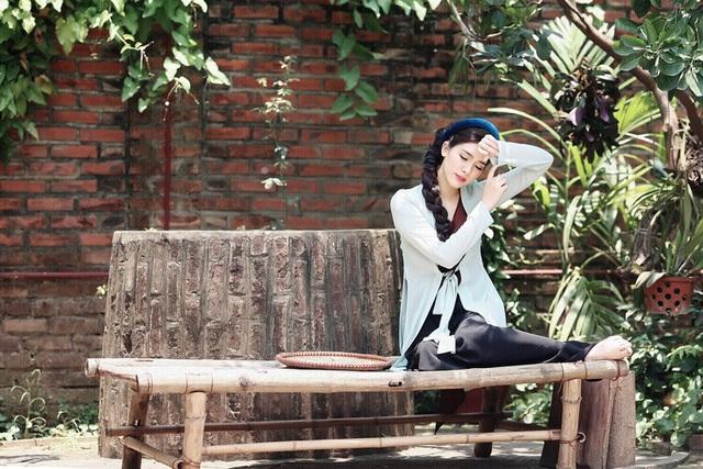 """Hot girl Hà Min """"hóa thân"""" ấn tượng thành cô Tấm yêu kiều - 2"""