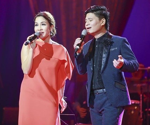 Diva Mỹ Linh là khách mời danh dự trong chương trình.
