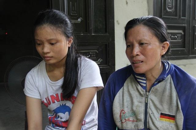 Hai mẹ con trăn trở, lo lắng về quãng thời gian nhiều vất vả sắp tới