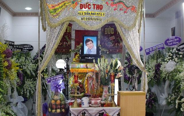 NSƯT Thanh Sang qua đời ở tuổi 75 sau thời gian dài chiến đấu với bệnh tật của tuổi già.