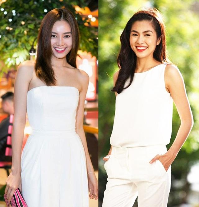 """Cả hai nữ diễn viên sở hữu vẻ đẹp thuần khiết, tươi sáng và nhất là nụ cười """" tỏa nắng"""" đặc trưng."""