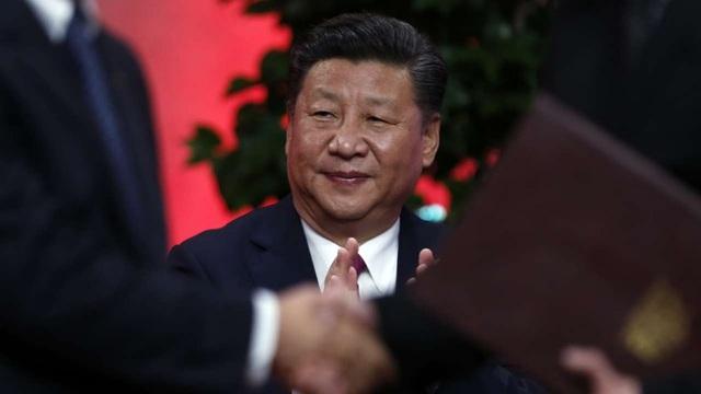 Chủ tịch Tập Cận Bình sẽ dự Diễn đàn Kinh tế Thế giới (WEF) ở Davos, Thụy Sĩ vào tháng 1 này (Ảnh: AP)