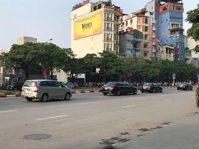 Bắn 21 loạt đại bác chào mừng Chủ tịch Trung Quốc tới Việt Nam - 17