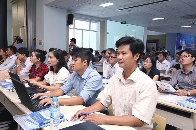 Đại diện đến từ 170 trường ĐH, CĐ khu vực phía Nam tham gia tập huấn tuyển sinh 2017
