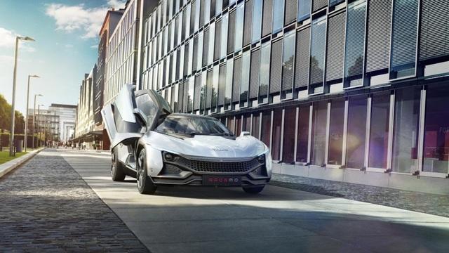 Nhà sản xuất ô tô rẻ nhất ra xe thể thao - 13