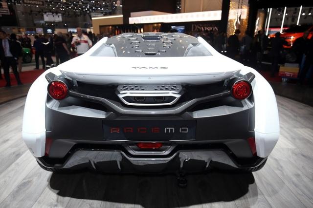 Nhà sản xuất ô tô rẻ nhất ra xe thể thao - 8