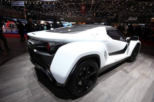 Nhà sản xuất ô tô rẻ nhất ra xe thể thao - 7