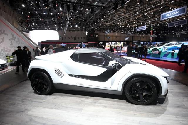 Nhà sản xuất ô tô rẻ nhất ra xe thể thao - 6