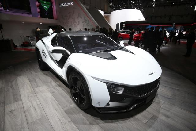 Nhà sản xuất ô tô rẻ nhất ra xe thể thao - 4