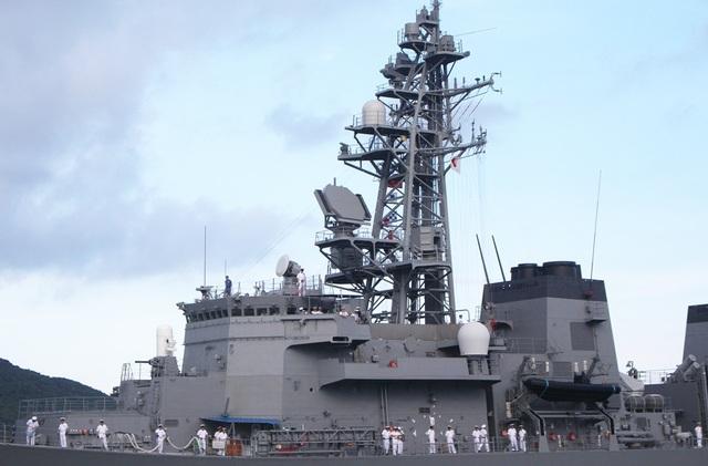Thủy thủ đoàn của tàu Sazanami 113 có khoảng 175 quân nhân