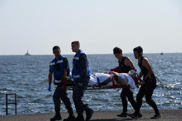 7 thủy thủ Mỹ xác nhận đã thiệt mạng. (Ảnh: Reuters)