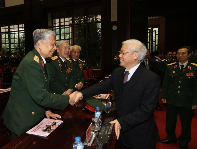 Sáng 14/12/2017, Khai mạc trọng thể Đại hội Đại biểu toàn quốc Hội Cựu chiến binh Việt Nam lần thứ VI, nhiệm kỳ 2017 – 2022 tại Hội trường Bộ Quốc phòng, Hà Nội.