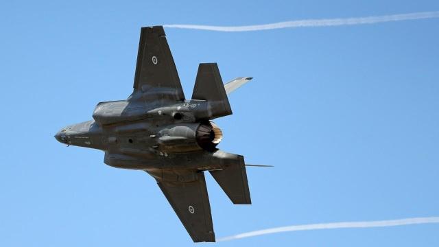Một msy bay chiến đấu của Mỹ (Ảnh: Getty)