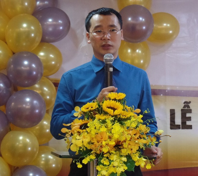 Thạc sĩ Lê Anh Tuấn - Giám đốc Đại học Greenwich Việt Nam.
