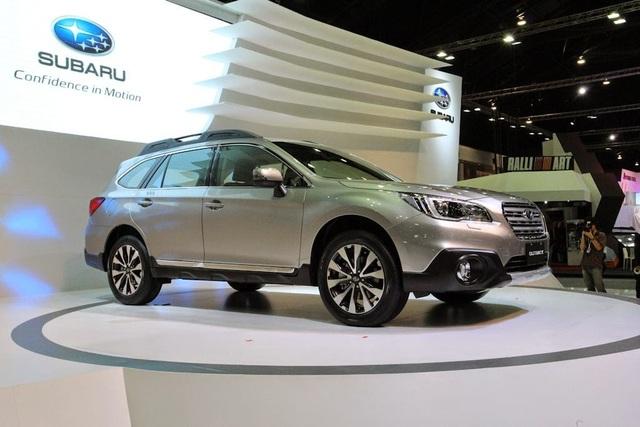Subaru sẽ lắp ráp xe tại Thái Lan để phục vụ cả trong nước và xuất khẩu sang các thị trường ASEAN