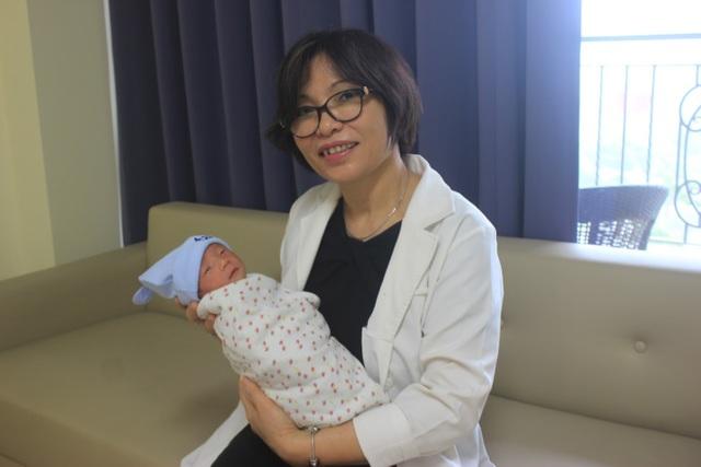 Thạc sỹ Đinh Thị Hiền Lê, Trưởng khoa Phụ sản (BV Đa khoa Tâm Anh)