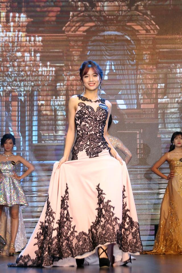 Cô gái lọt vào top 6 chung cuộc Trần Phan Thục Anh