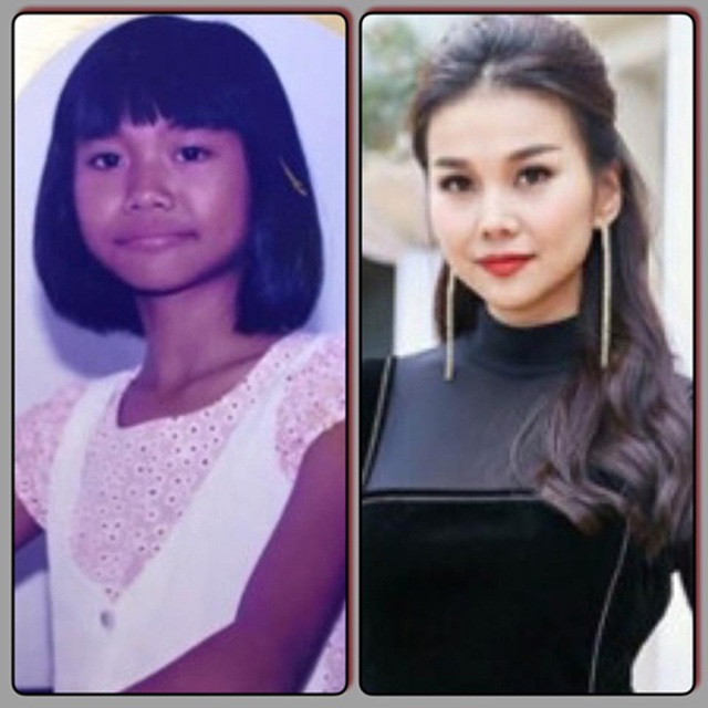Một thời đen đúa của nữ siêu mẫu hàng đầu Việt Nam.