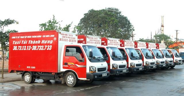 Thành Hưng là đơn vị khai sinh ra mô hình Taxi tải phổ biến hiện nay