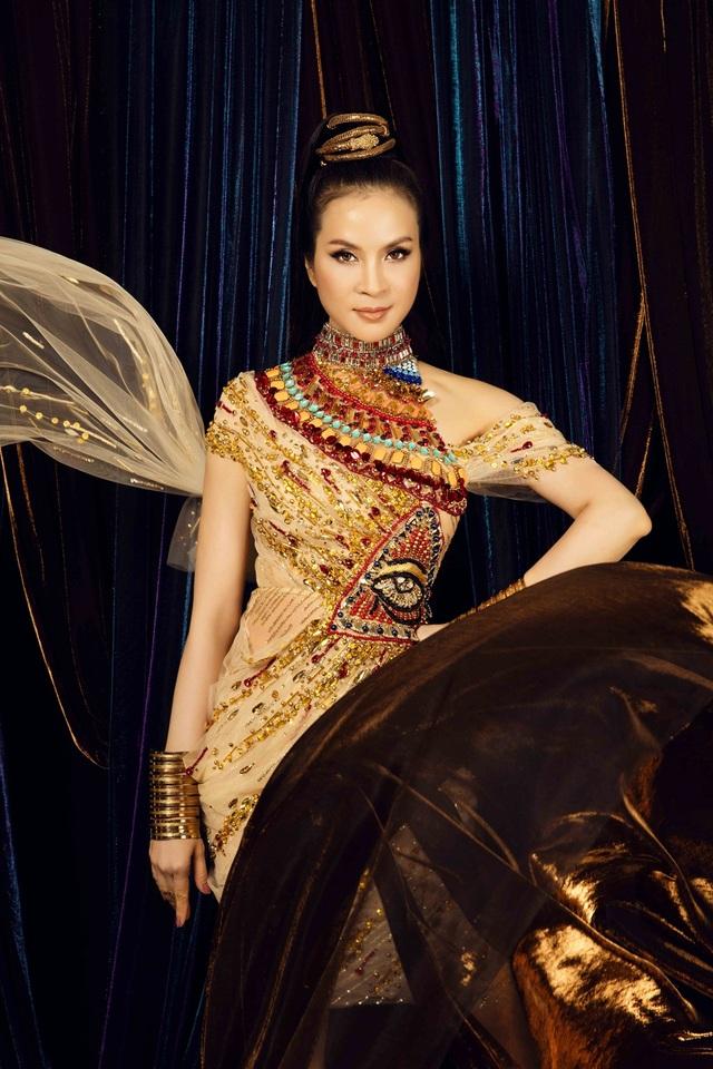 Vẻ đẹp của nữ hoàng Cleopatra cùng sự thông minh, quyến rũ của bà là điều mà lịch sử ghi nhận.